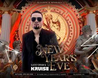 New Year's Eve in Si - Lucky draw & Special DJ Kruise | 31.12.2020